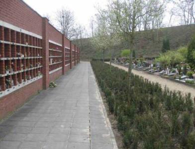 Crematoriumterrein Rijtackers, Eindhoven