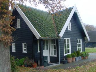 Tuin herenboerderij Landgoed De Heivelden, Alphen-Chaam