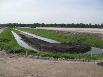 Ecologische zones langs Eekterbeek, Elburg