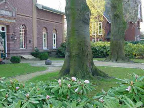 Monumentale tuin, Breda