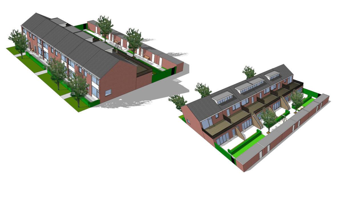 Bestaande woningen opdelen in senioren- en starterswoning