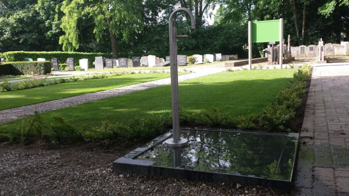 Aanpassingen Algemene Begraafplaats Klundert 2