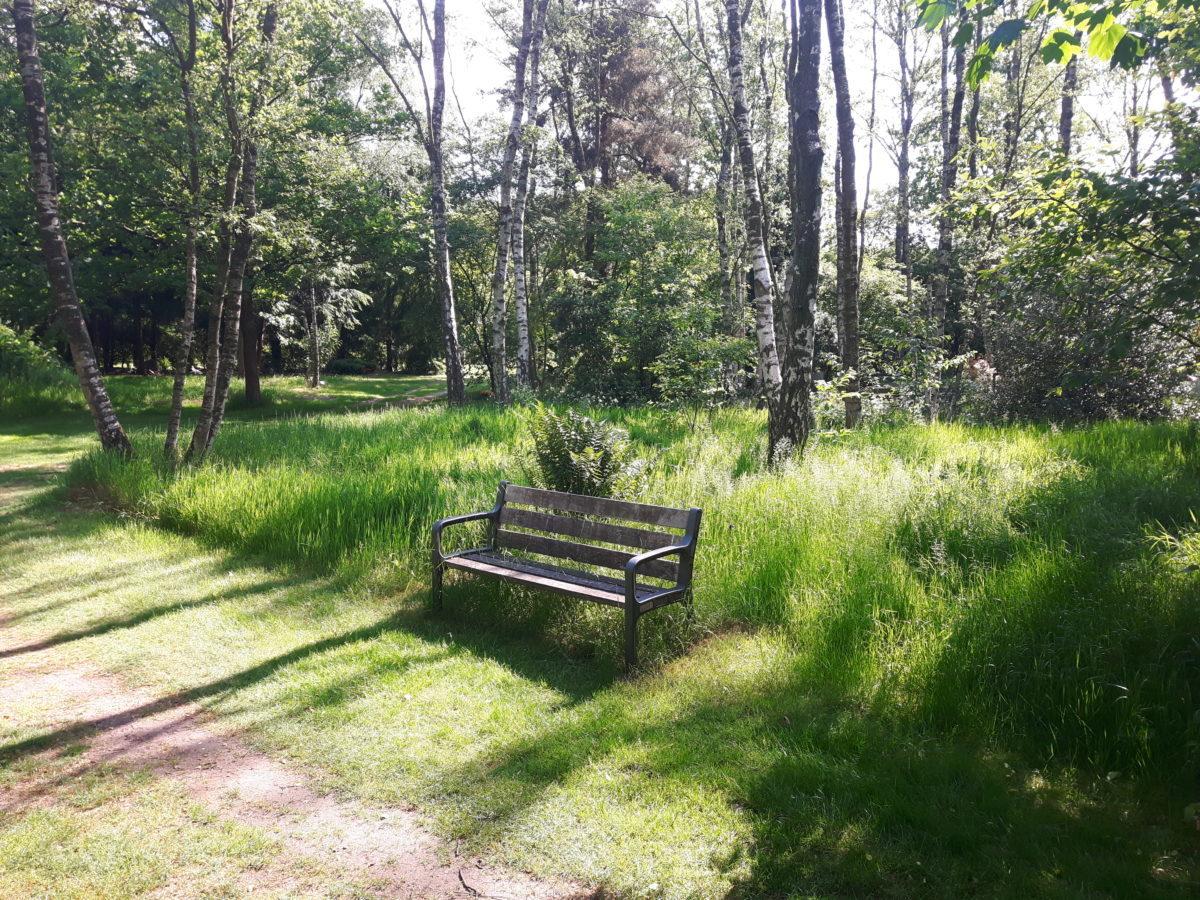 Urnenbos als onderdeel van Begraafplaats Zuiderhof