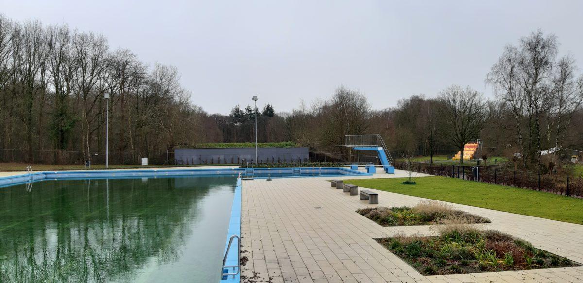 Zwembad Wolfslaar, Breda