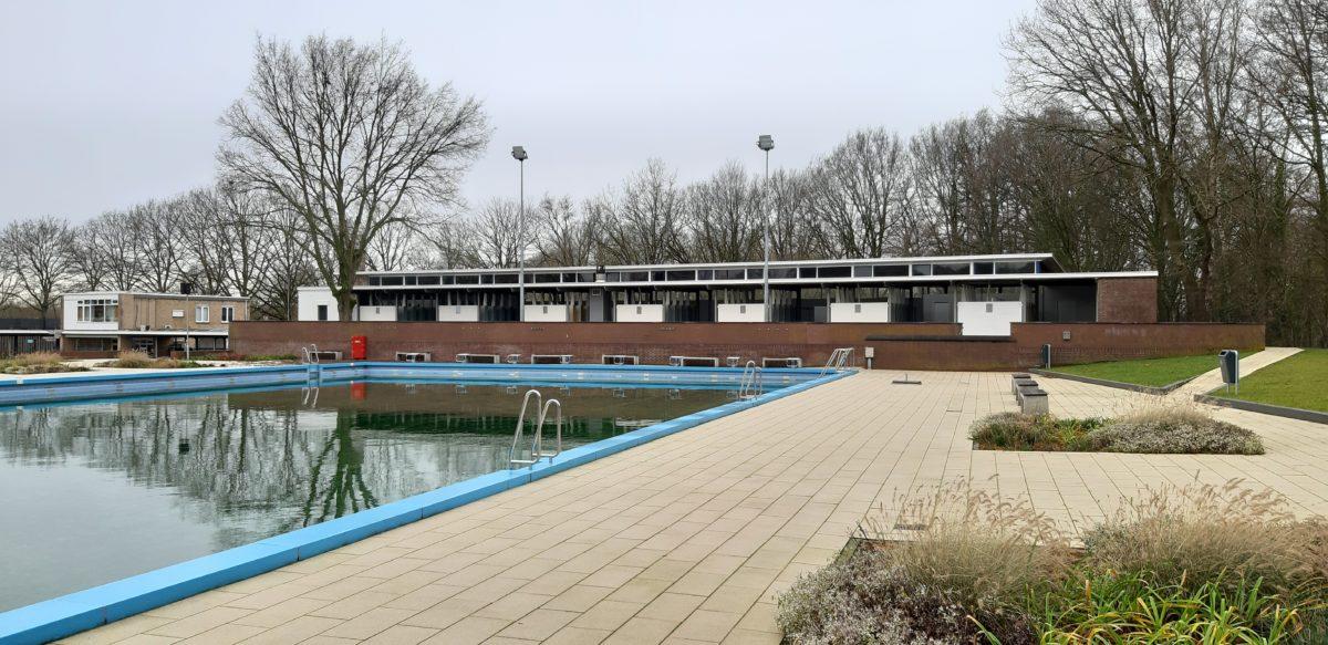Masterplan en herinrichting van Zwembad Wolfslaar, Breda