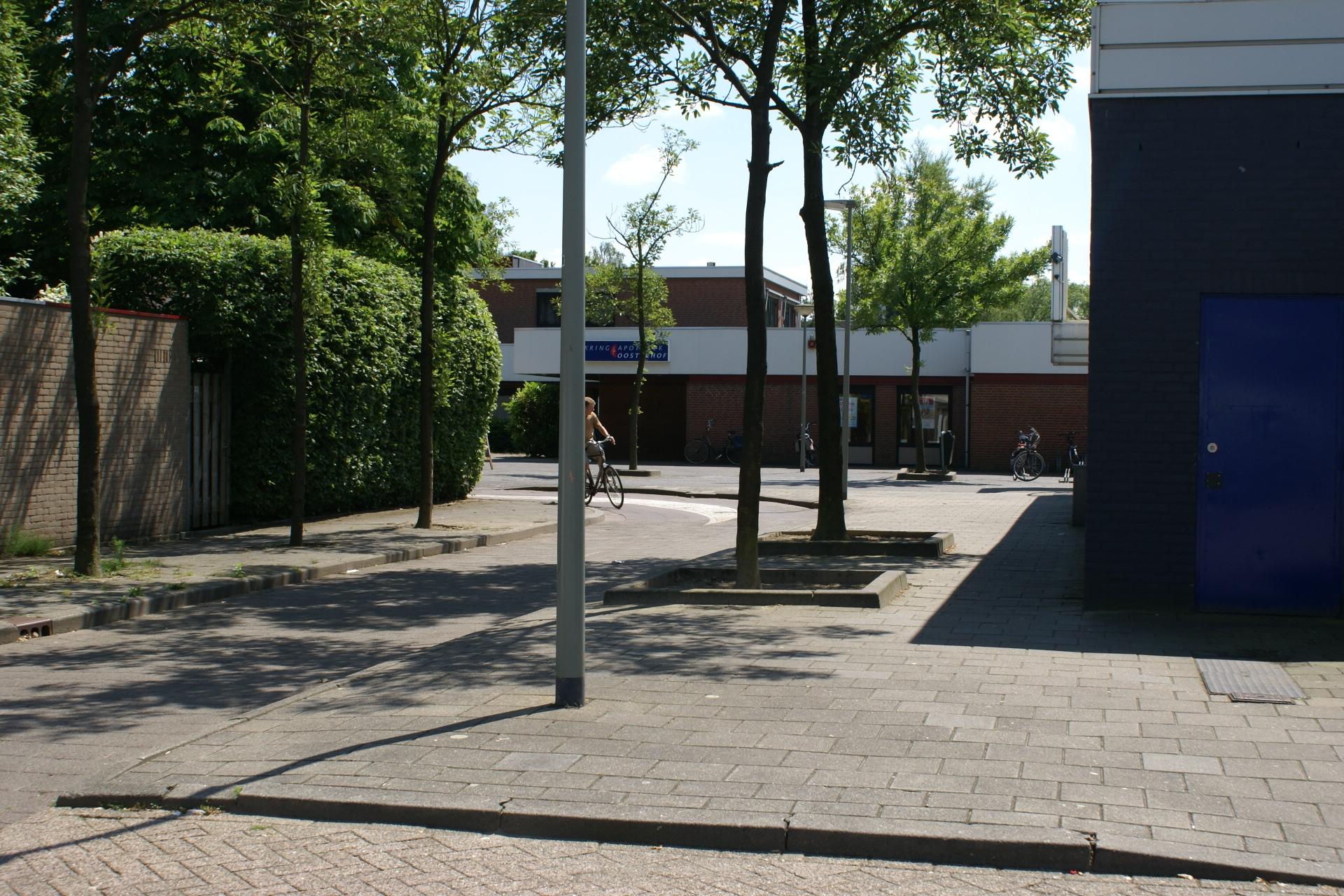 Openbare ruimte Dr. de Brouwerlaan, Boxtel Oost