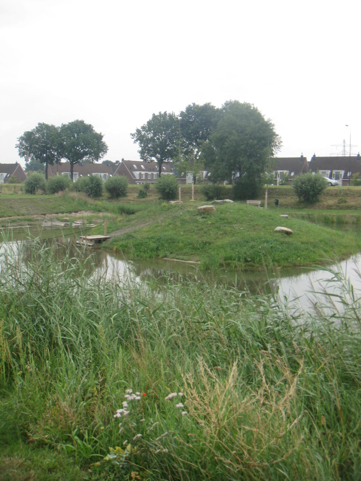 Park achter de Hoeven, Raamsdonksveer