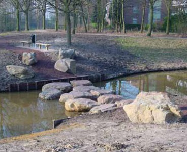 Bijlooppark, Breda