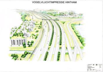 Geluidbeperkende voorzieningen A2-A59 's Hertogenbosch