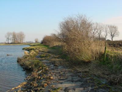 Gat van Pinte, Zeeuws-Vlaanderen