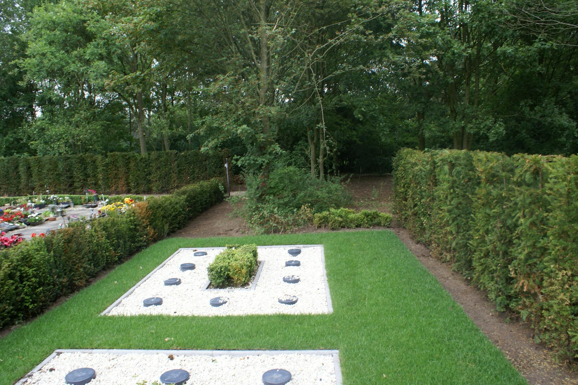 Crematoriumterrein Berkendonk, Helmond