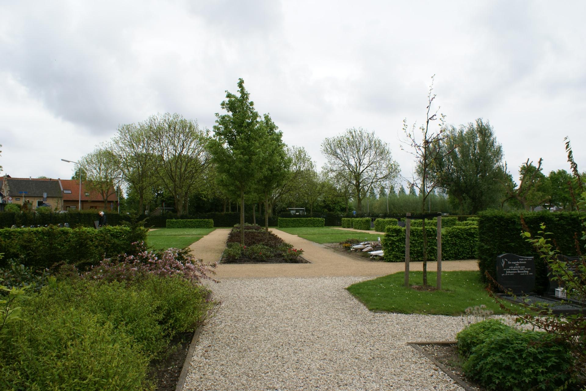 Begraafplaats Strijen
