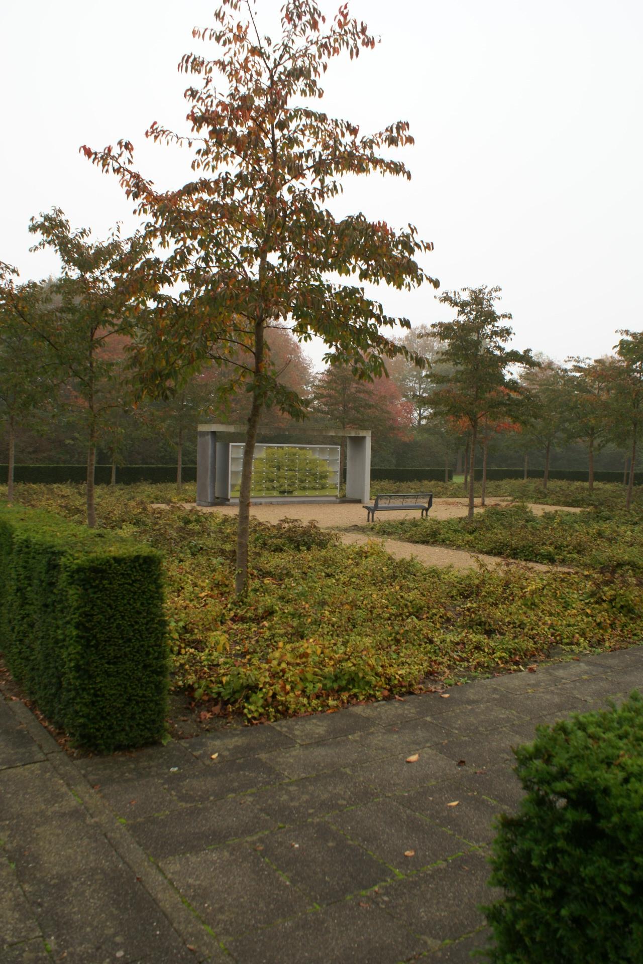 Crematoriumterrein Maaslanden, Vlijmen